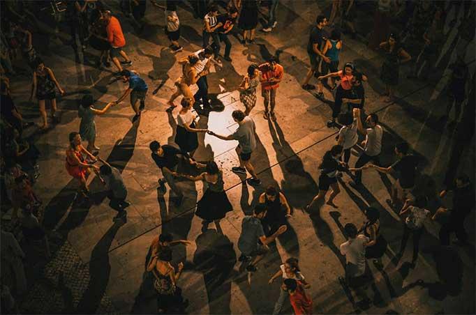 Aprender a bailar salsa en Alcorcón